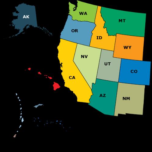 Western Extension Directors Association (WEDA)